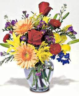 Mixed bouquet Anna
