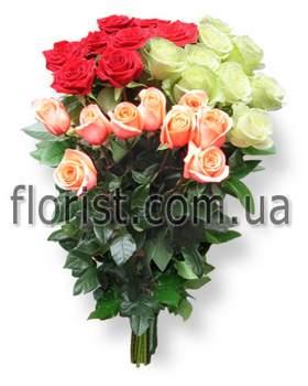 27 роз Веселое настроение :)