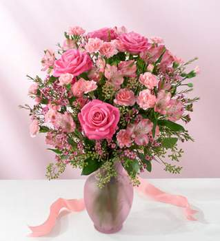 Mixed bouquet  I Love You!..
